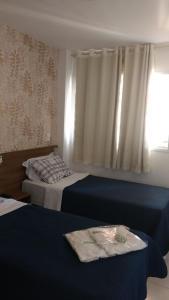 Apartamento Wellness Beach Park, Апартаменты  Форталеза - big - 25