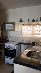 Apartamento Wellness Beach Park, Апартаменты  Форталеза - big - 29