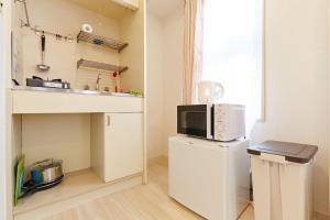 1 Studio Apt Shibuya S3 #007, Appartamenti  Tokyo - big - 6