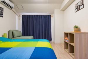 1 Studio Apt Ebisu E5 #007, Appartamenti  Tokyo - big - 11