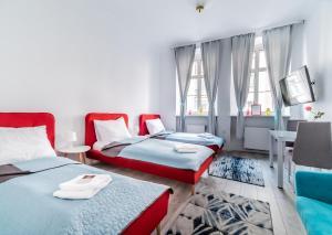 Hotel Merkury Centrum, Отели  Свидница - big - 24