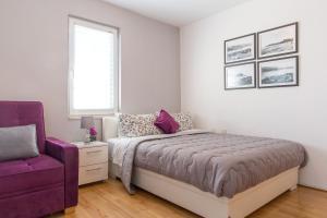 Diamond Apartments, Ferienwohnungen  Budva - big - 9