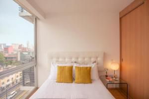 Immaculate Chapultepec Apartment, Apartmanok  Mexikóváros - big - 9