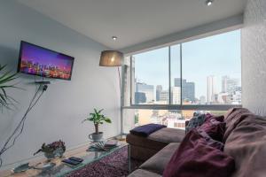 Immaculate Chapultepec Apartment, Apartmanok  Mexikóváros - big - 20