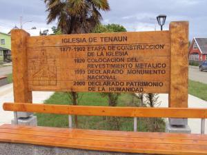 Hospedaje Radal, Country houses  Tenaún - big - 7