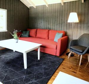 Solbakken Cabins, Chalets  Geiranger - big - 11