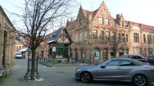 Apartment De KloosterLoft, Apartmány  Ypres - big - 15