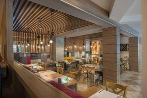 Marina Sands Bijou Boutique, Aparthotels  Obsor - big - 39
