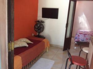Residencial Gringos Verde e Laranja, Apartments  Bombinhas - big - 15