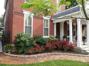 Market Street Inn Bed and Breakfast, Bed & Breakfasts  Jeffersonville - big - 7