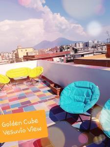 GoldenCube Vesuvio View - AbcAlberghi.com