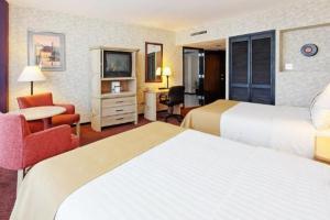 Holiday Inn Monterrey-Parque Fundidora, Hotels  Monterrey - big - 8