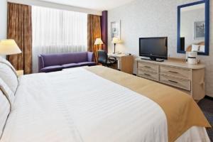 Holiday Inn Monterrey-Parque Fundidora, Hotels  Monterrey - big - 9