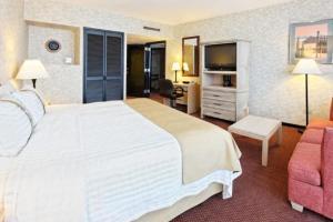 Holiday Inn Monterrey-Parque Fundidora, Hotels  Monterrey - big - 6