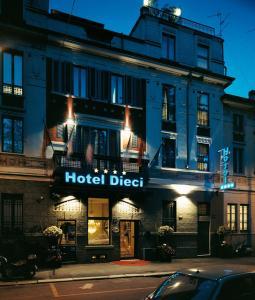 Hotel Dieci - AbcAlberghi.com