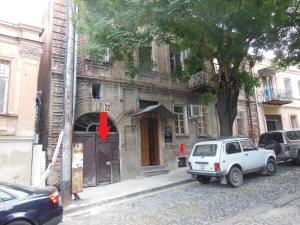 Studio apartment, Appartamenti  Tbilisi - big - 4