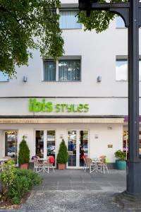 ibis Styles Berlin an der Oper, Szállodák  Berlin - big - 1