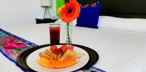 Chiapas Hotel Express, Szállodák  Tuxtla Gutiérrez - big - 14