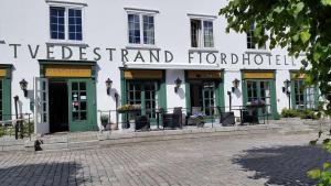 Tvedestrand Fjordhotell, Кристиансад