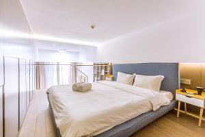 Wisetrip Riverside Apartments, Apartmanok  Hangcsou - big - 59