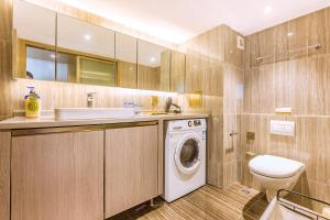 Wisetrip Riverside Apartments, Apartmanok  Hangcsou - big - 58