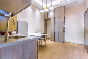 Wisetrip Riverside Apartments, Apartmanok  Hangcsou - big - 56