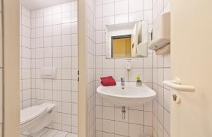 Einzelzimmer mit Queensize-Bett