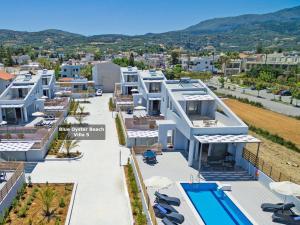 Blue Oyster Villas, Villas  Platanes - big - 57