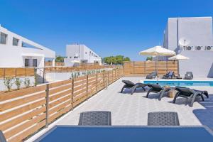 Blue Oyster Villas, Villas  Platanes - big - 58