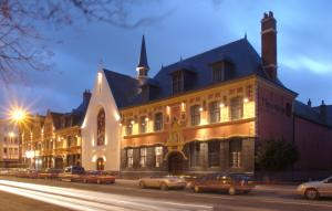 L'Hermitage Gantois, Autograph Collection, Hotels  Lille - big - 28