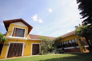 Pousada Jardim Porto Belo, Guest houses  Porto Belo - big - 108