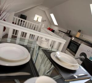 Aberdeen Serviced Apartments - The Lodge, Apartmány  Aberdeen - big - 12