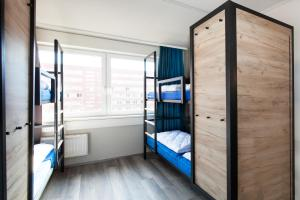 Hostel Quadruple Room with Bunk Beds