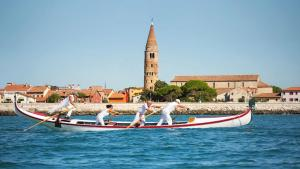 Hotel Bellevue, Hotels  Caorle - big - 43