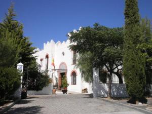 Hotel Sierra de Araceli, Szállodák  Lucena - big - 46