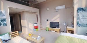 WIZhouse, Apartmanhotelek  Szöul - big - 24