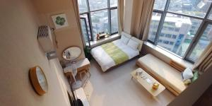 WIZhouse, Apartmanhotelek  Szöul - big - 25