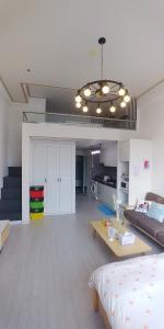 WIZhouse, Apartmanhotelek  Szöul - big - 29
