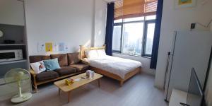 WIZhouse, Apartmanhotelek  Szöul - big - 31