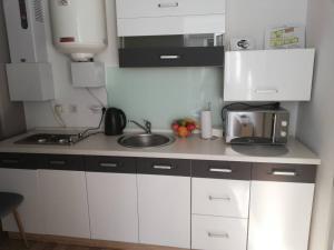 Apart Hotel Code 10, Aparthotely  Lvov - big - 4