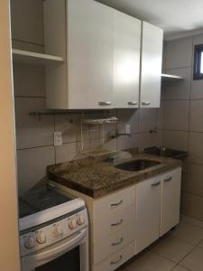 Atlantic Ocean, Apartments  Fortaleza - big - 26