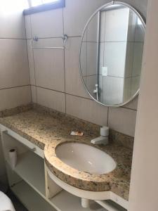 Atlantic Ocean, Apartments  Fortaleza - big - 28