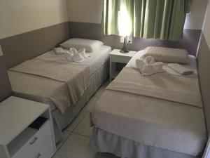 Atlantic Ocean, Apartments  Fortaleza - big - 32