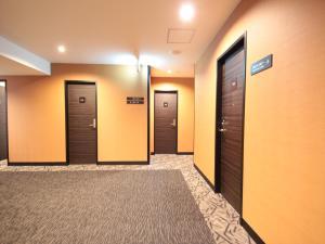 APA Hotel Yamaguchi Hofu, Nízkorozpočtové hotely  Hofu - big - 77