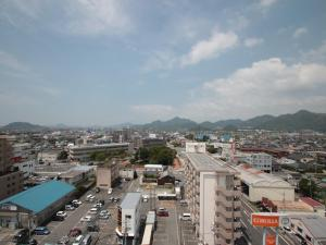 APA Hotel Yamaguchi Hofu, Nízkorozpočtové hotely  Hofu - big - 139