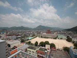 APA Hotel Yamaguchi Hofu, Nízkorozpočtové hotely  Hofu - big - 138