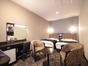 APA Hotel Yamaguchi Hofu, Nízkorozpočtové hotely  Hofu - big - 27