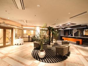 APA Hotel Yamaguchi Hofu, Nízkorozpočtové hotely  Hofu - big - 68