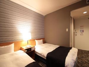 APA Hotel Yamaguchi Hofu, Nízkorozpočtové hotely  Hofu - big - 17