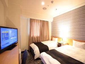 APA Hotel Yamaguchi Hofu, Nízkorozpočtové hotely  Hofu - big - 18